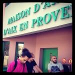 10 Septembre 2012 après un atelier en compagnie de Tony Danza